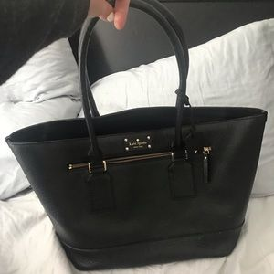 Larger Kate Spade Leather Tote